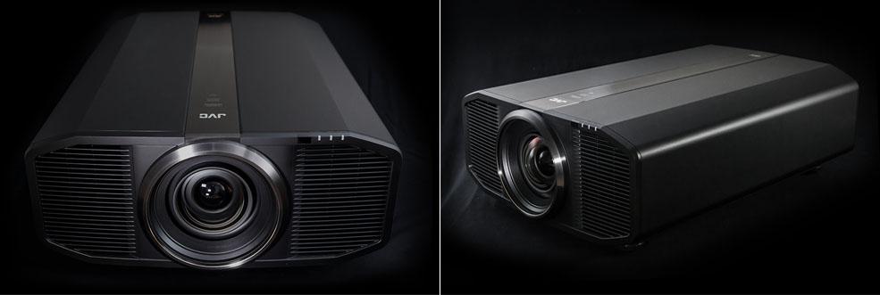 Компания JVC представляет новый лазерный 4K-проектор с технологией D-ILA – DLA-Z1