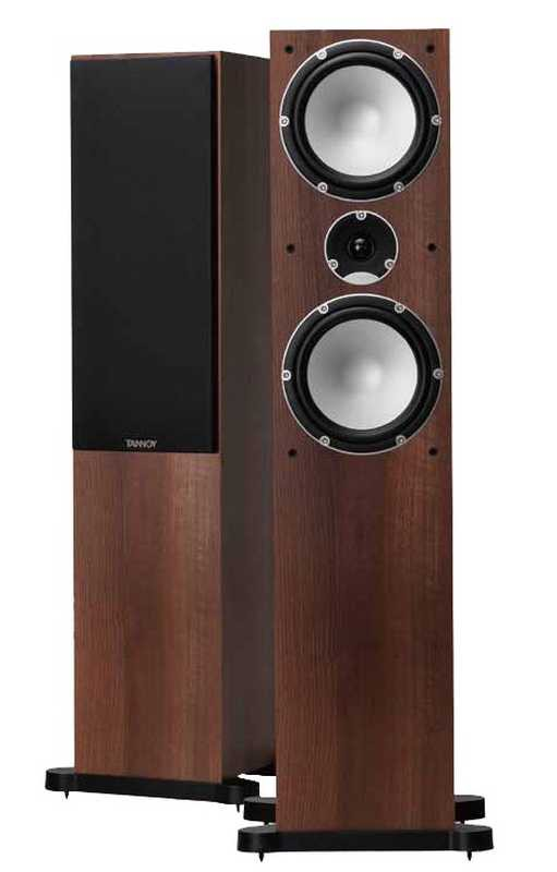 Tannoy Mercury 7.4 - walnut