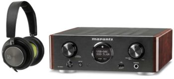 Marantz HD DAC1 и наушники B&O h6