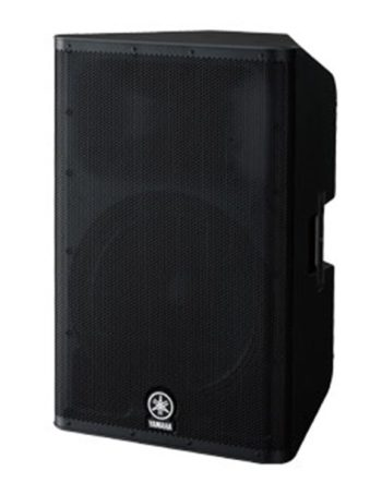 Yamaha DXR15, активная акустическая система