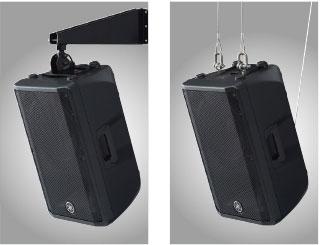Yamaha DBR10, 2-полосная активная АС с 10-дюймовым динамиком