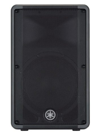 Yamaha DBR12, 2-полосная активная АС с 12-дюймовым динамиком