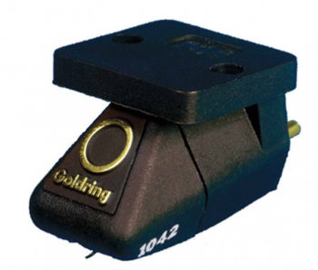 Goldring G1042, головка звукоснимателя MM