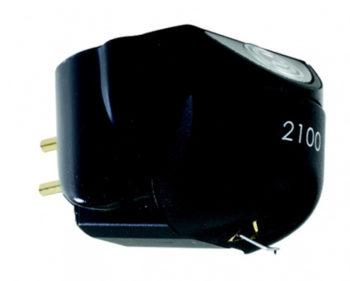 Goldring 2100, головка звукоснимателя MM