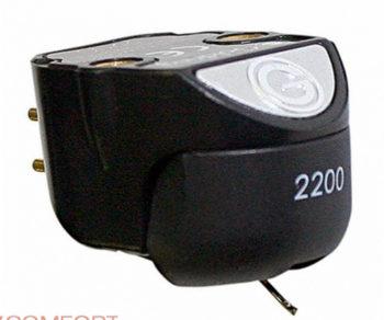 Goldring 2200, головка звукоснимателя MM