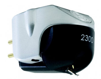 Goldring 2300, головка звукоснимателя MM