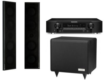 TV Hi-Fi System