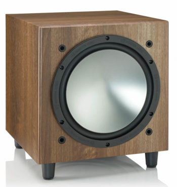 Monitor Audio Bronze W10 - walnut