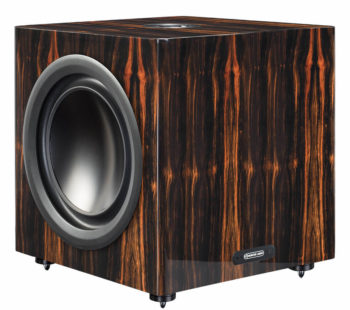 Monitor Audio Platinum PW215 II Subwoofer - Ebony