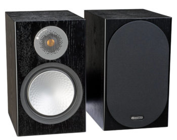 Monitor Audio Silver 100 - black oak