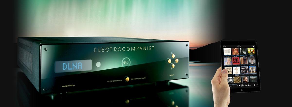 Cтереоусилитель Electrocompaniet ECI 6 DX