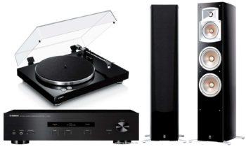 Hi-Fi Stereo Yamaha 1
