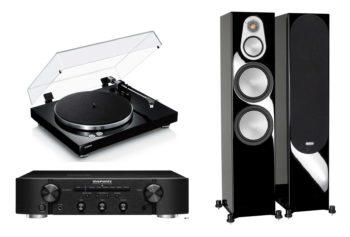 Hi-Fi Stereo 2 (Silver 300)