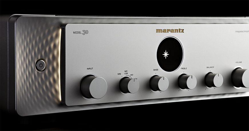 Интегральный усилитель Marantz Model 30